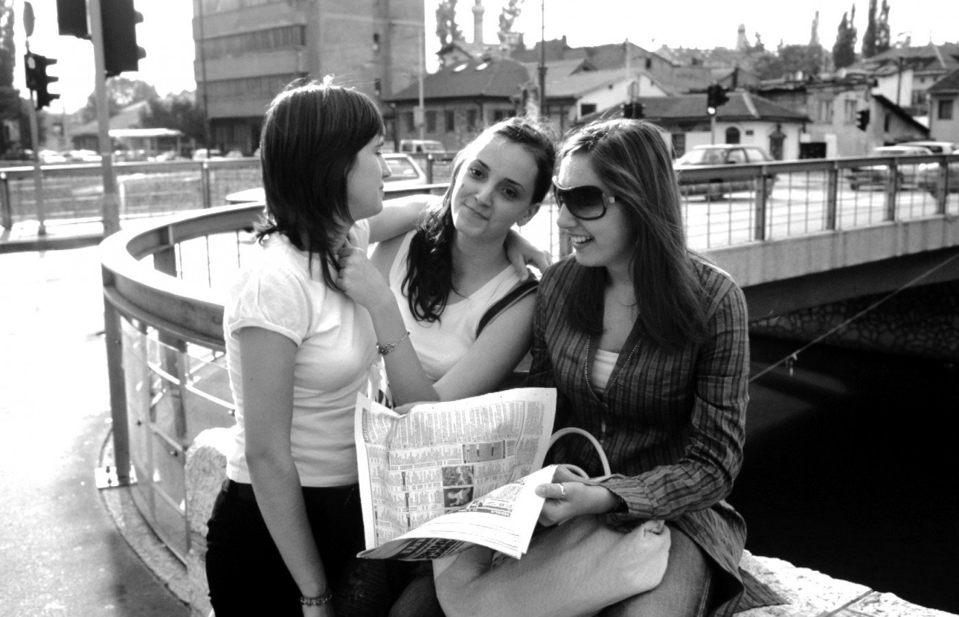 Optimistic youth, Sarajevo