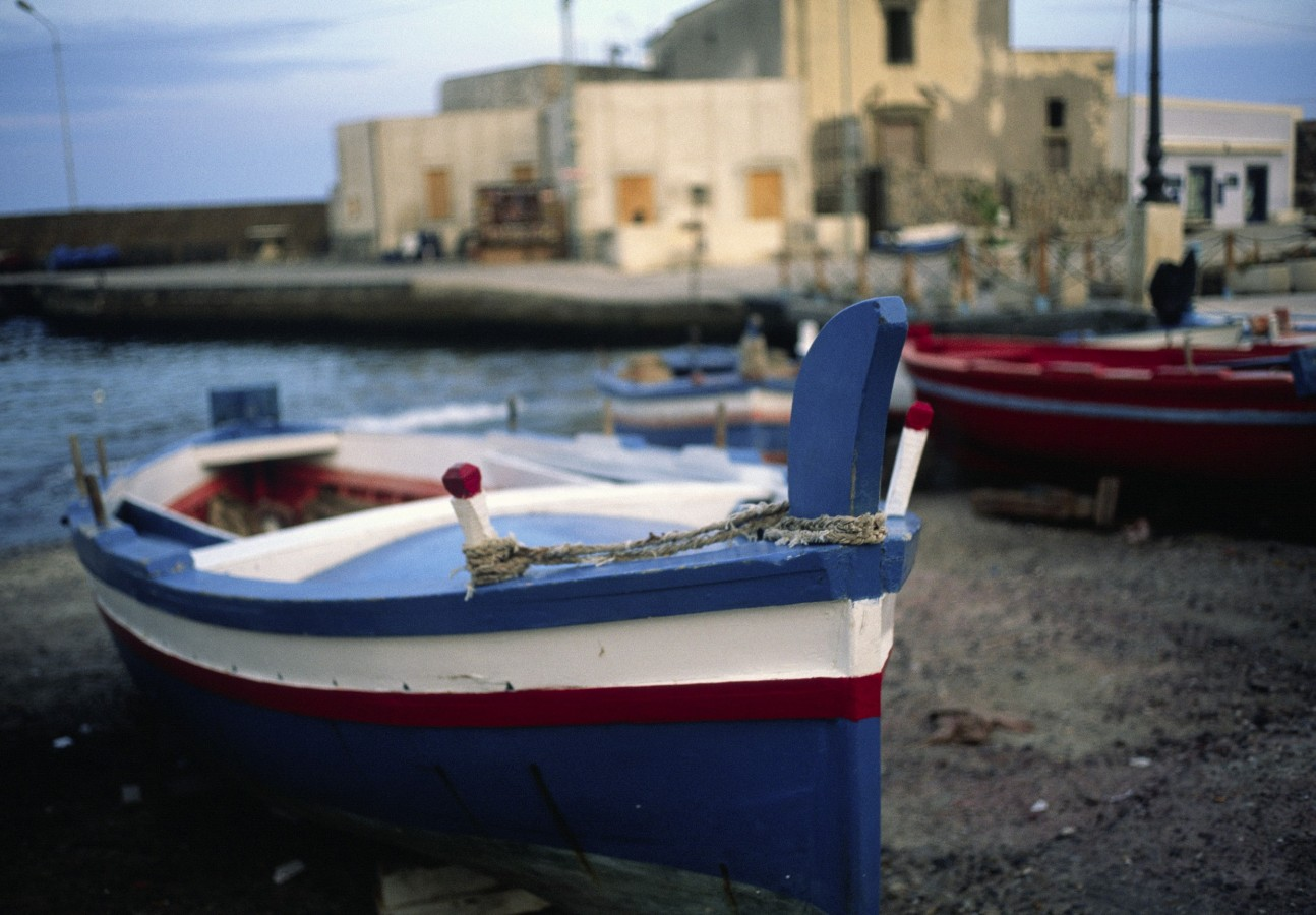 Lipari, Liparian Islands, Sicilia