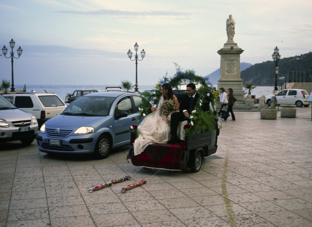 Wedding, Lipari, Liparian Islands, Sicilia