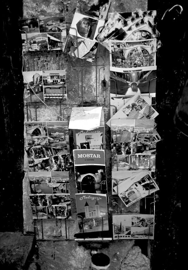 Mostar postcards