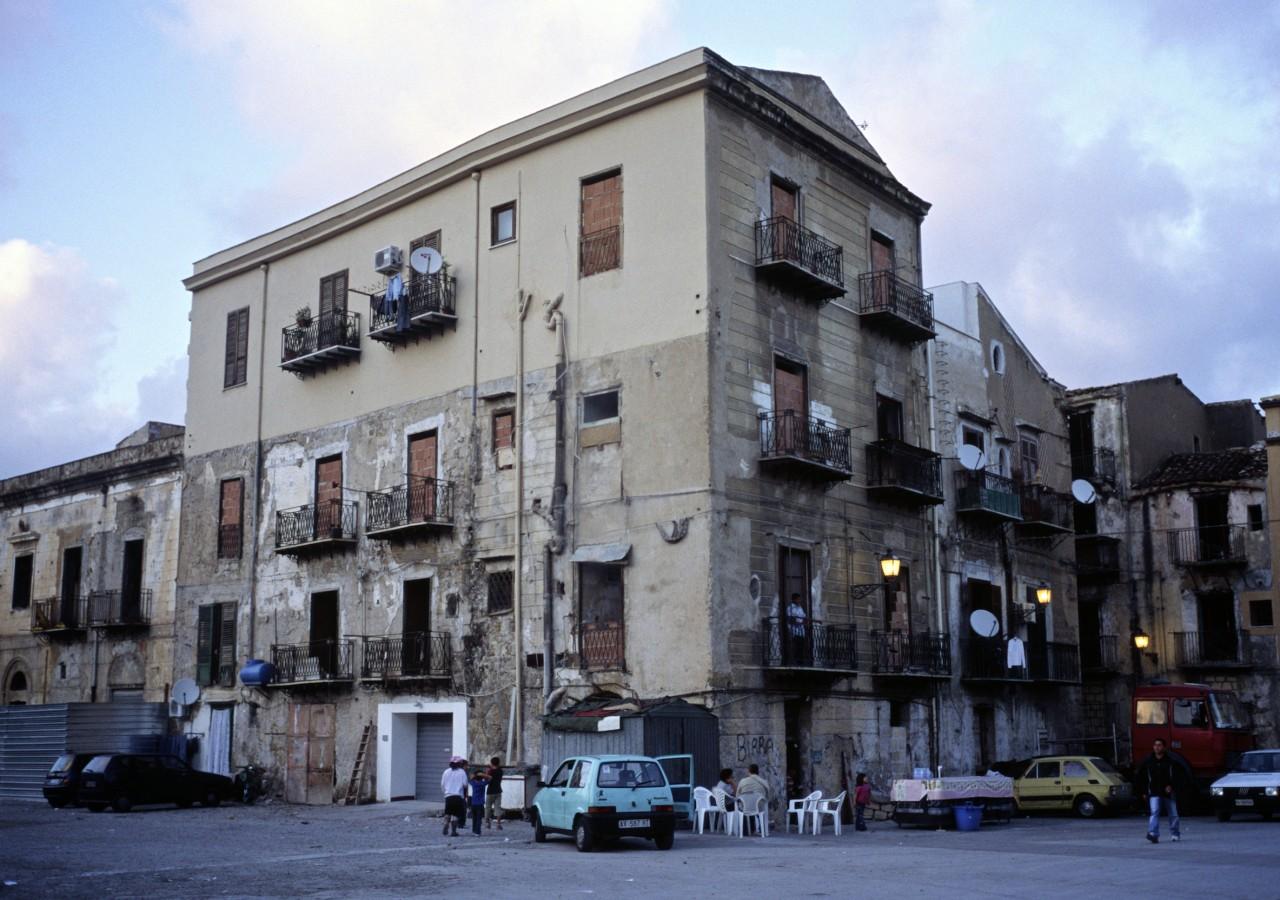 La Kalsa, Palermo