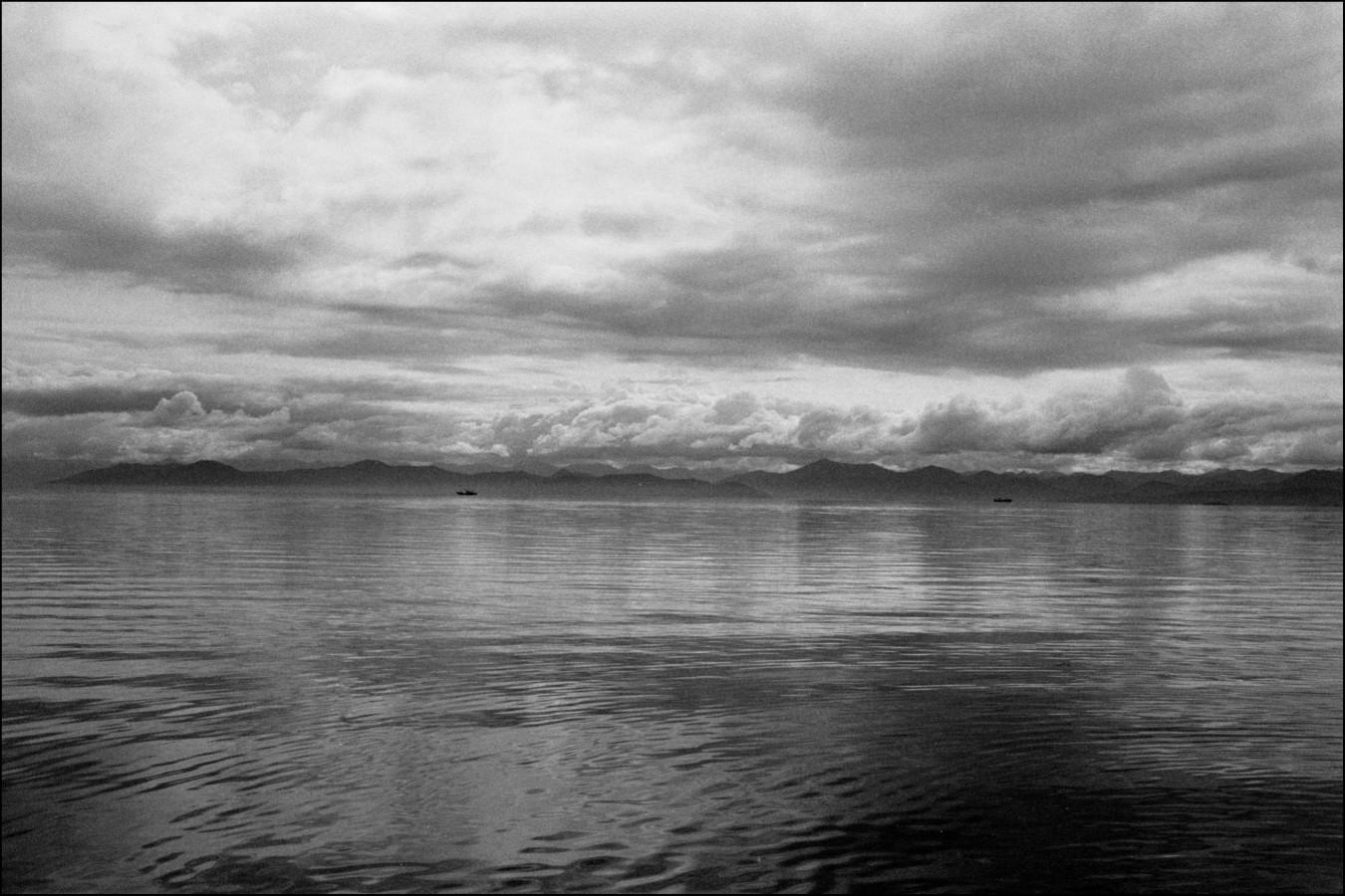 The japanese sea, Petropavlovsk, Kamshatka