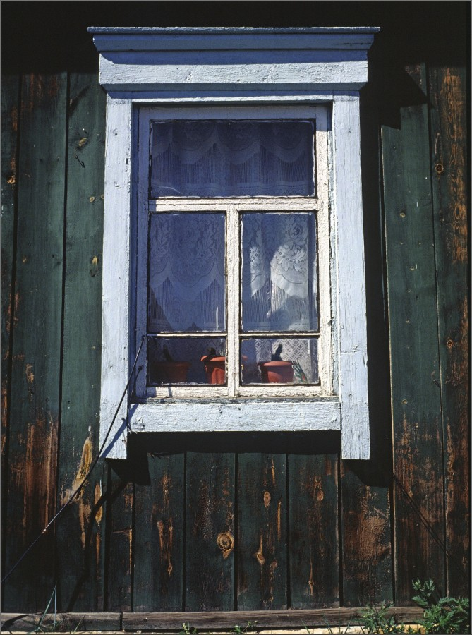 Window, Ohklon Island, Lake Bailkal