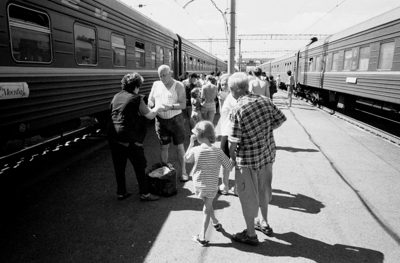 Stop on our way to Vladivostok