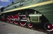 Steamtrain, Brest, Belarus