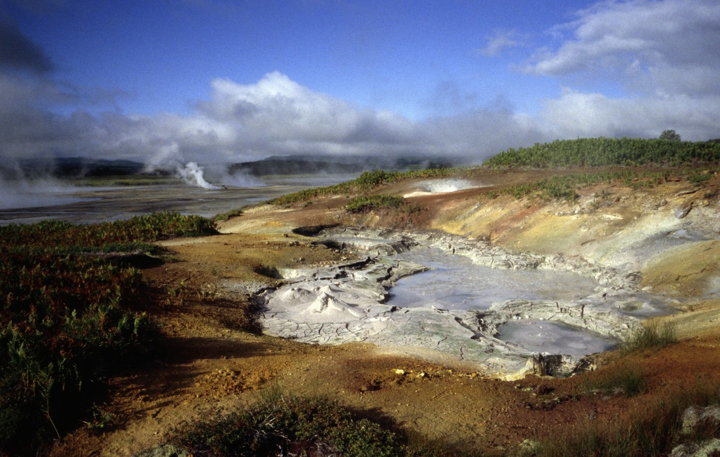 Uzon Kaldera, Kamshatka