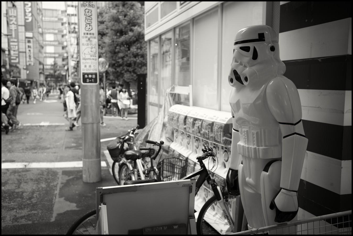 Akihabara Electric City Storm Trooper
